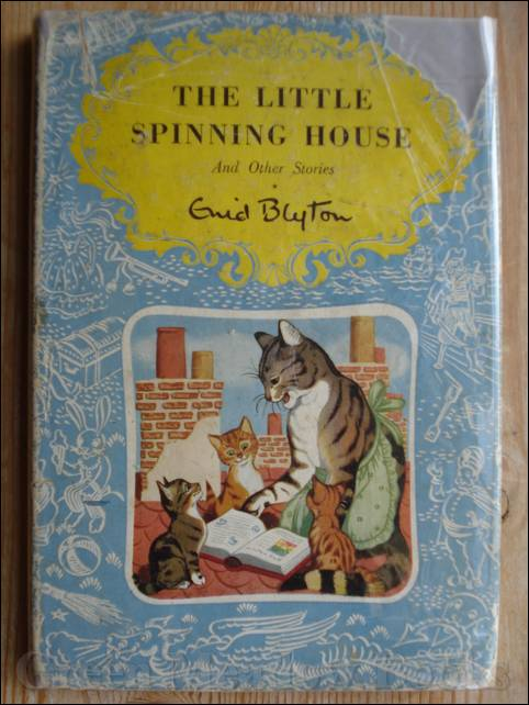 Image for THE LITTLE SPINNING HOUSE  And Other Stories