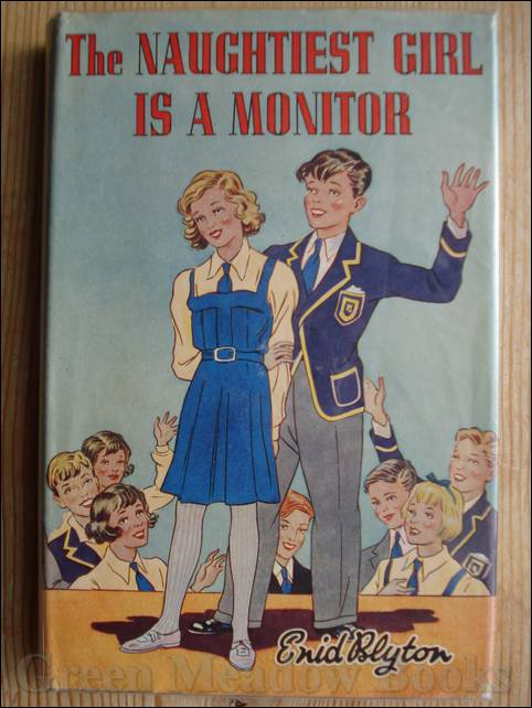 Image for THE NAUGHTIEST GIRL IS A MONITOR
