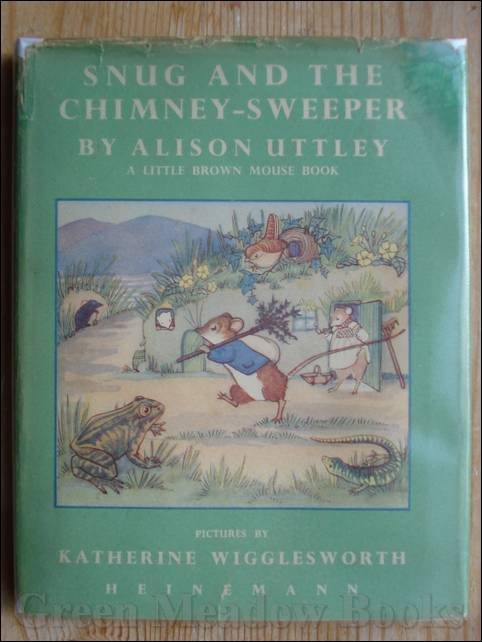 Image for SNUG AND THE CHIMNEY-SWEEPER