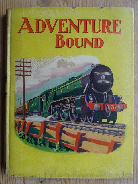 Image for ADVENTURE BOUND