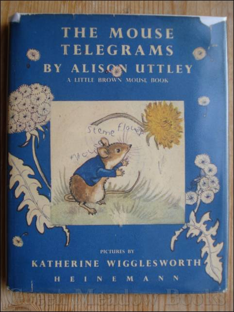 Image for THE MOUSE TELEGRAMS