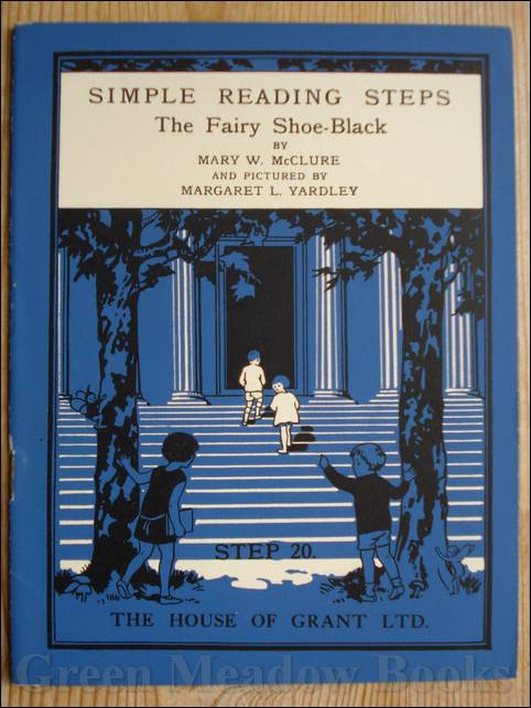 Image for SIMPLE READING STEPS  -  THE FAIRY SHOE-BLACK    Step 20.