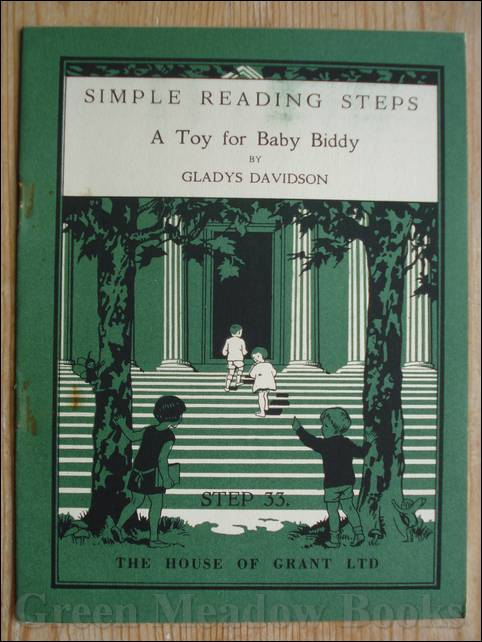 Image for SIMPLE READING STEPS  -  A TOY FOR BABY BIDDY    Step 33.