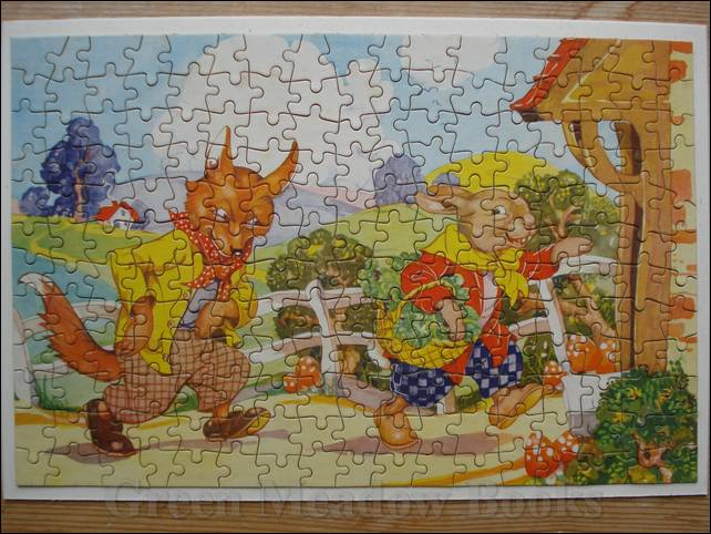 Image for BRER RABBIT AND CO - BESTIME JIGSAW PUZZLE  Number 7  in Series