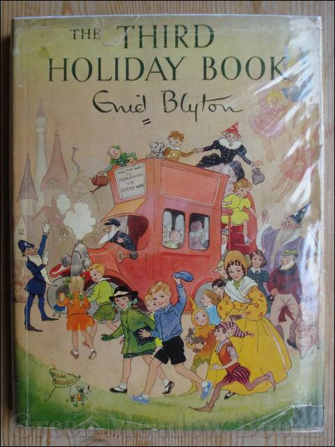 Image for THE THIRD HOLIDAY BOOK