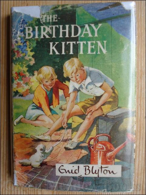 Image for THE BIRTHDAY KITTEN