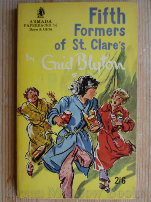 Image for FIFTH FORMERS OF ST. CLARE'S