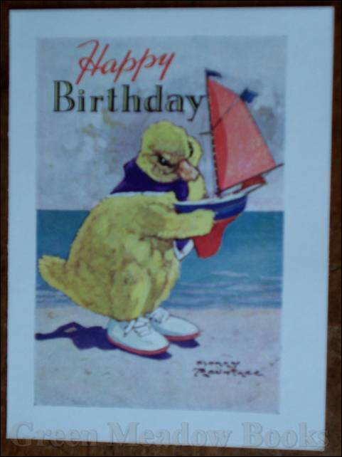 Image for BIRTHDAY CARDS