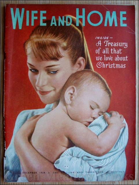 Image for WIFE AND HOME   December 1958