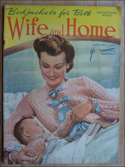 Image for WIFE AND HOME   January 1943  With Disney 'Bambi'