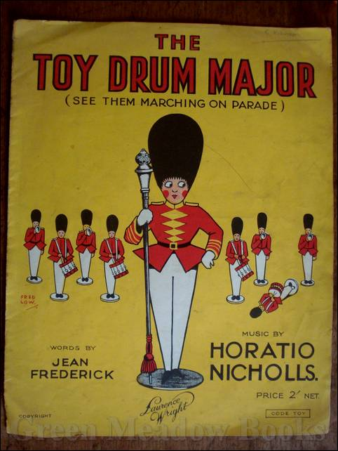 Image for THE TOY DRUM MAJOR    SEE THEM MARCHING ON PARADE