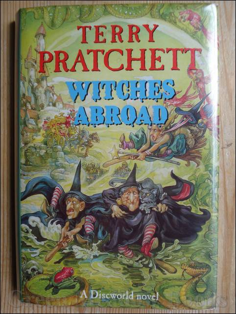 Image for WITCHES ABROAD