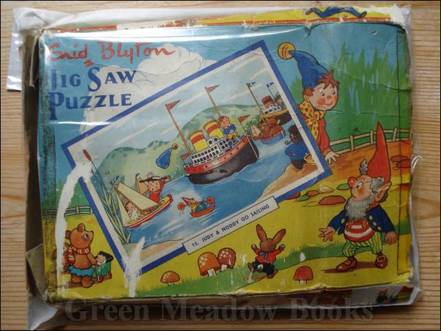 Image for NODDY JIGSAW: JUDY AND NODDY GO SAILING