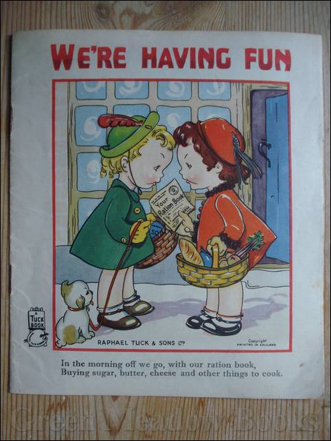 Image for WORLD WAR II INTEREST: WE'RE HAVING FUN
