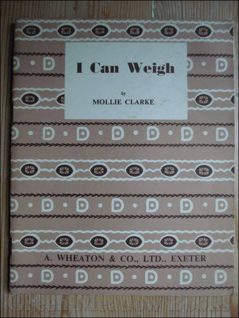 Image for I CAN WEIGH
