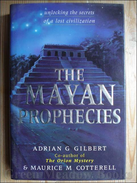 Image for THE MAYAN PROPHECIES