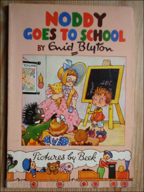 Image for NODDY  GOES TO SCHOOL