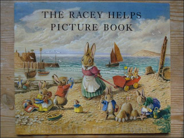 Image for THE RACEY HELPS PICTURE BOOK