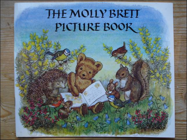 Image for THE MOLLY BRETT PICTURE BOOK