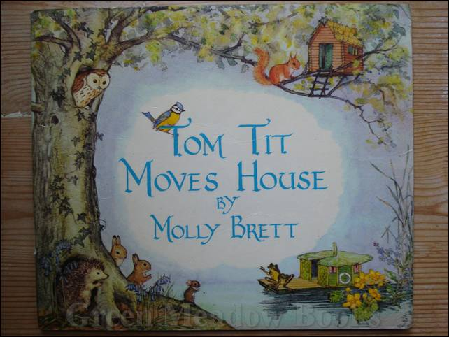 Image for TOM TIT MOVES HOUSE