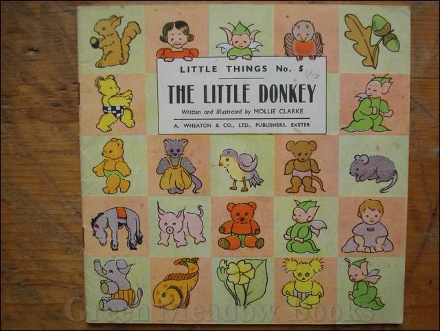 Image for THE LITTLE DONKEY   LITTLE THINGS No. 5