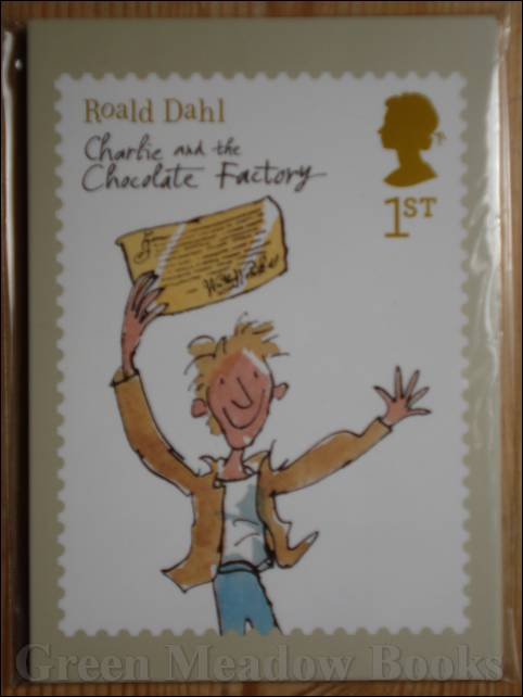 Image for ROALD DAHL:  ROYAL MAIL