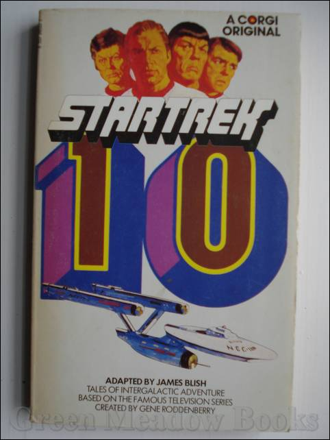 Image for STAR TREK 10