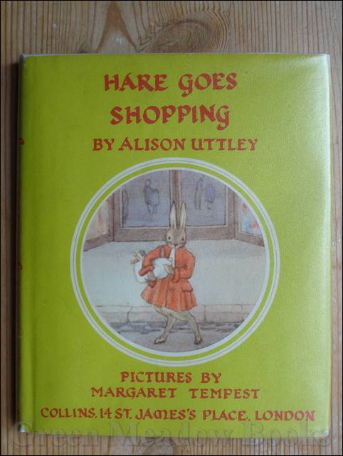Image for HARE GOES SHOPPING