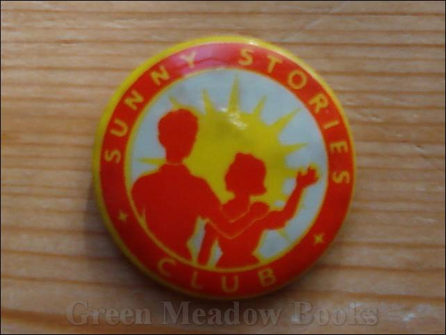 Image for SUNNY STORIES CLUB BADGE