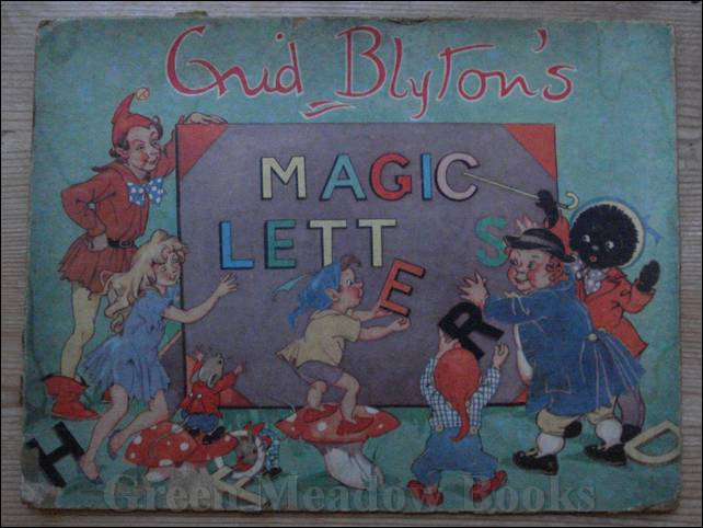 Image for ENID BLYTON'S MAGIC LETTERS