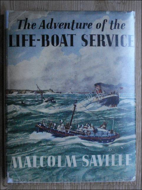 Image for THE ADVENTURE OF THE LIFE-BOAT SERVICE