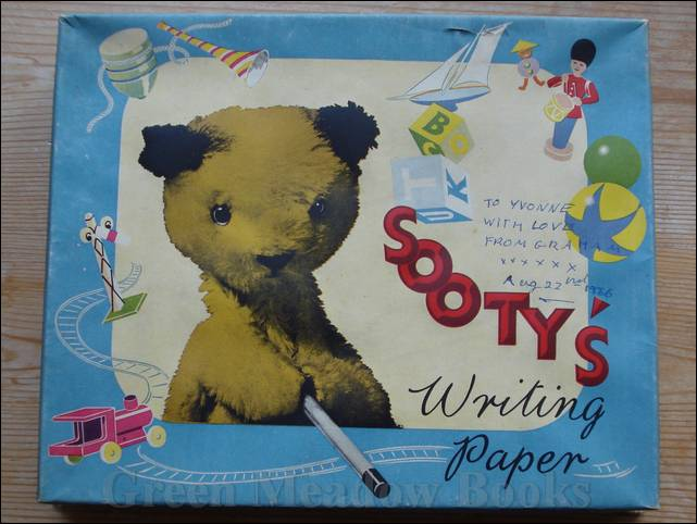 Image for SOOTY'S WRITING PAPER