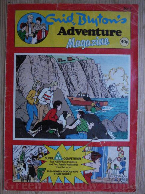 Image for ENID BLYTON'S ADVENTURE MAGAZINE  Number 1