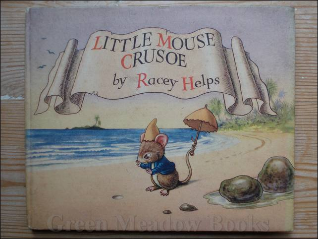 Image for LITTLE MOUSE CRUSOE