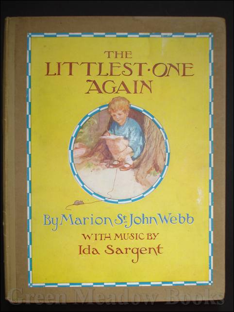 Image for THE LITTLEST ONE AGAIN with Music by IDA SARGENT, Auntie Ida of the BBC.