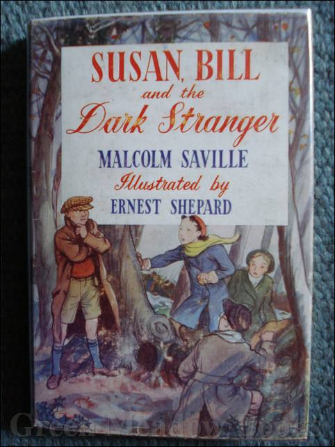 Image for SUSAN, BILL AND THE DARK STRANGER