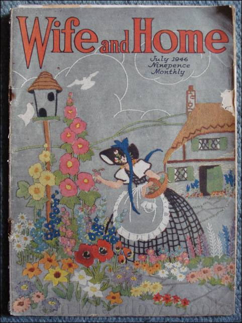Image for WIFE AND HOME   JULY 1946