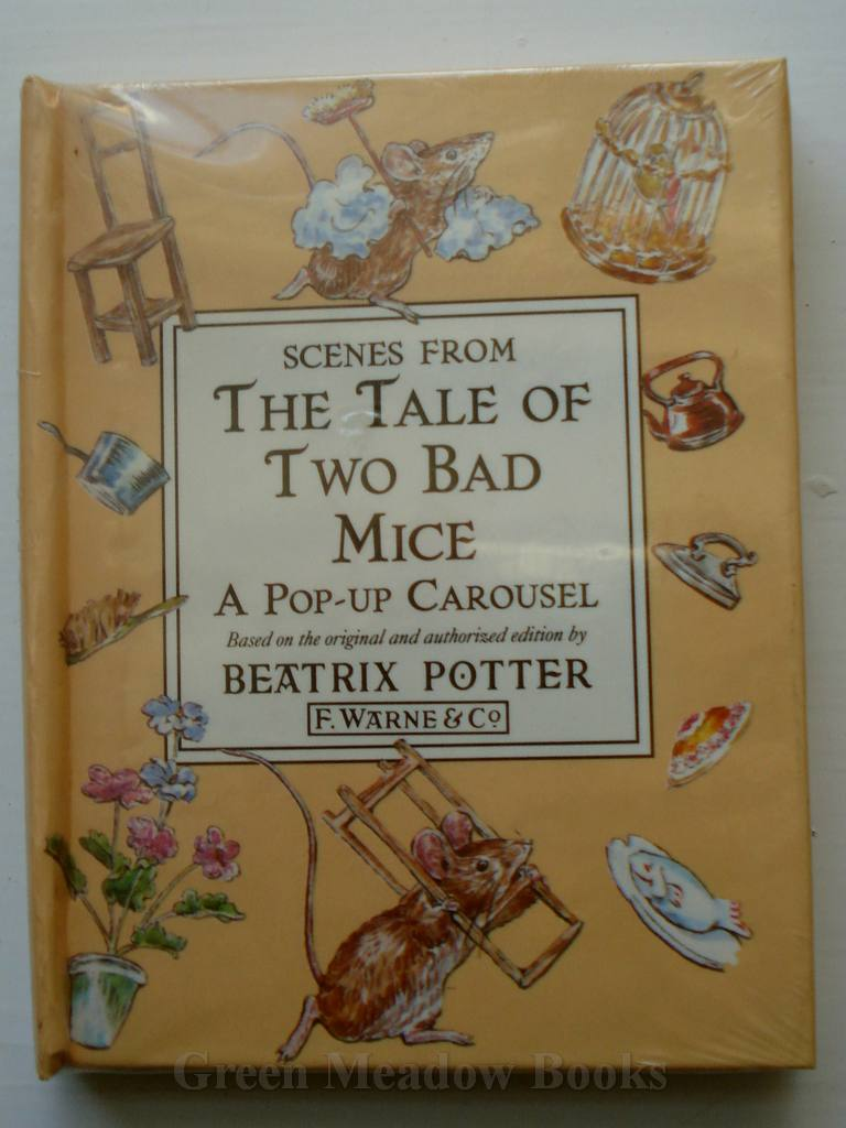 Image for SCENES FROM THE TALE OF TWO BAD MICE   A POP-UP CAROUSEL