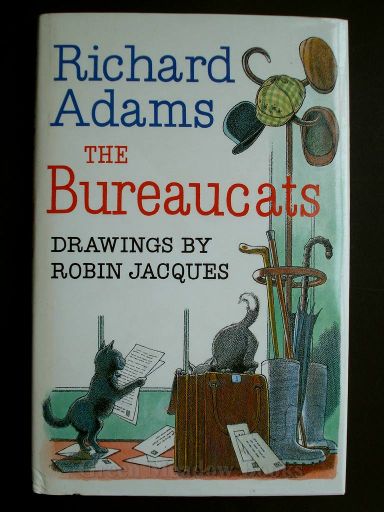 Image for THE BUREAUCATS