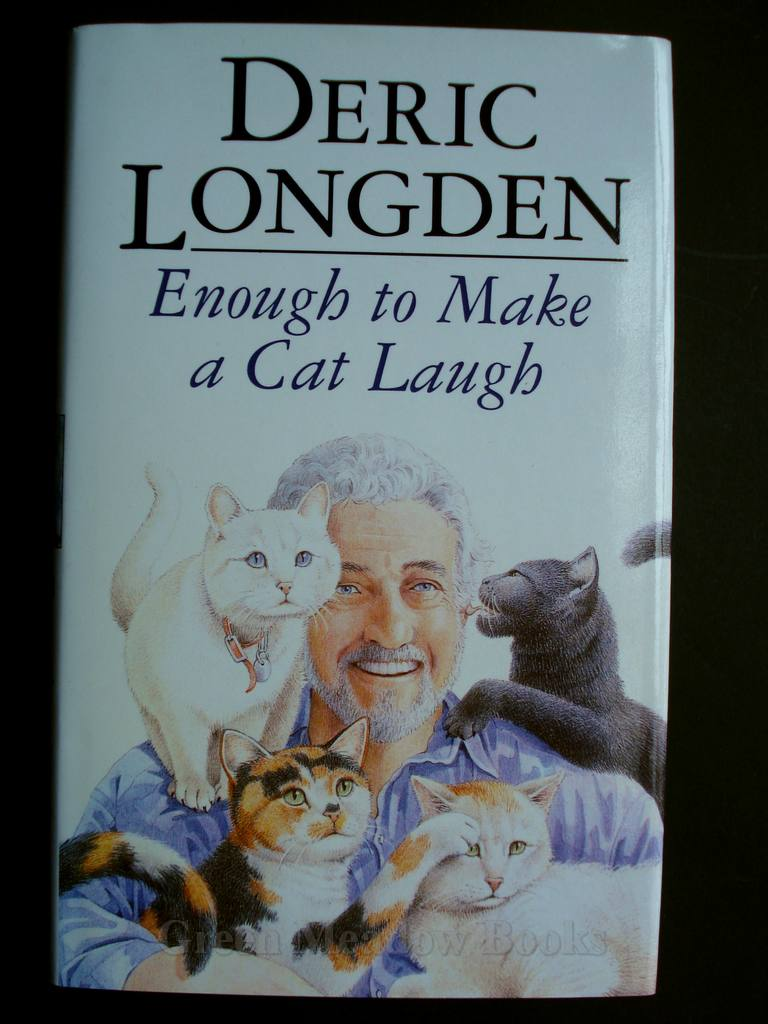 Image for ENOUGH TO MAKE A CAT LAUGH