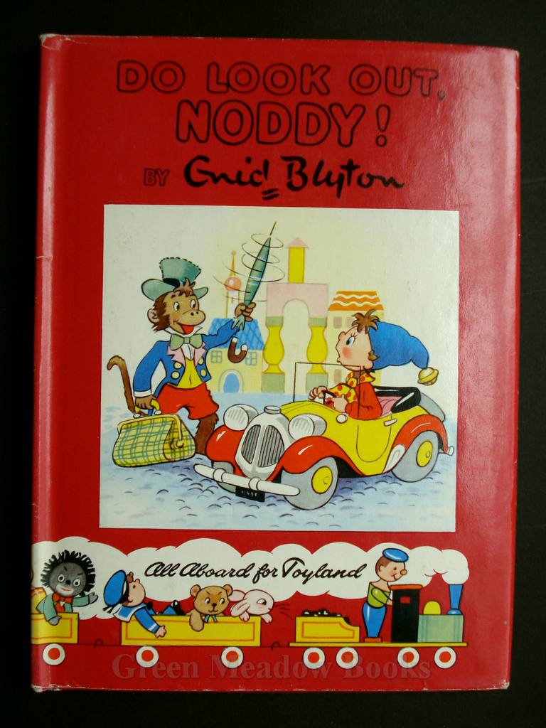Image for DO LOOK OUT, NODDY!
