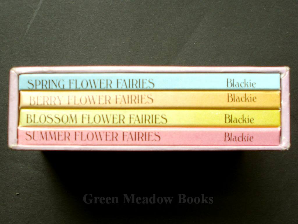 Image for FLOWER FAIRIES MINIATURE LIBRARY