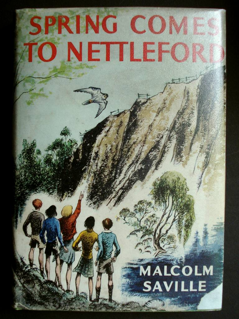 Image for SPRING COMES TO NETTLEFORD