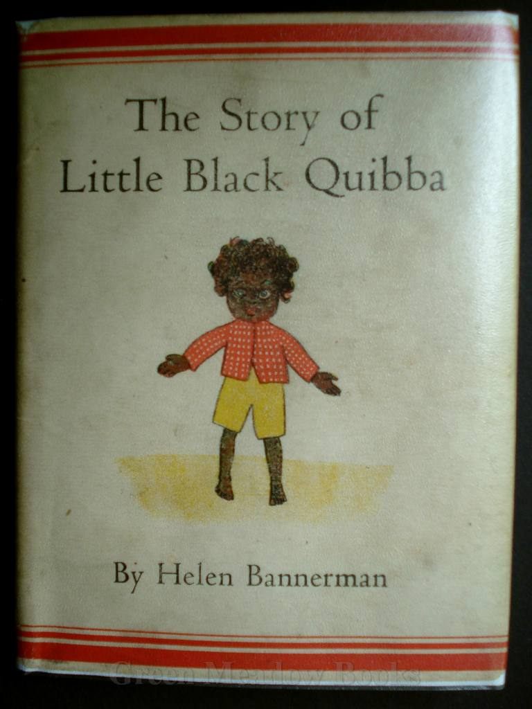 Image for THE STORY OF LITTLE BLACK QUIBBA