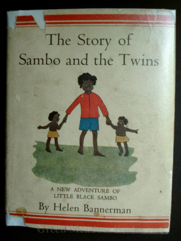 Image for THE STORY OF SAMBO AND THE TWINS