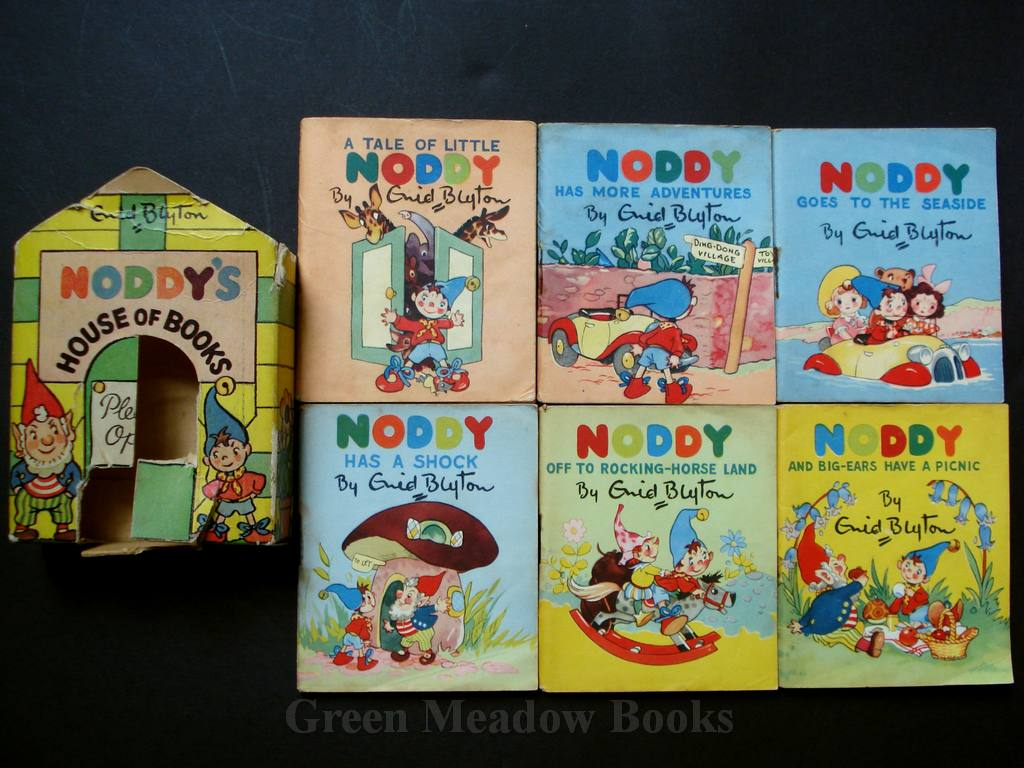 Image for NODDY'S HOUSE OF BOOKS