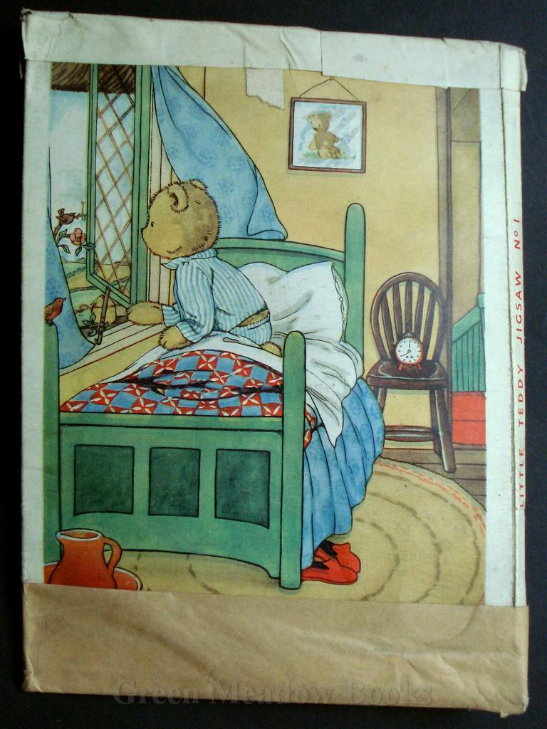 Image for TEDDY STORIES  No. 1  TEDDY'S ALARM CLOCK