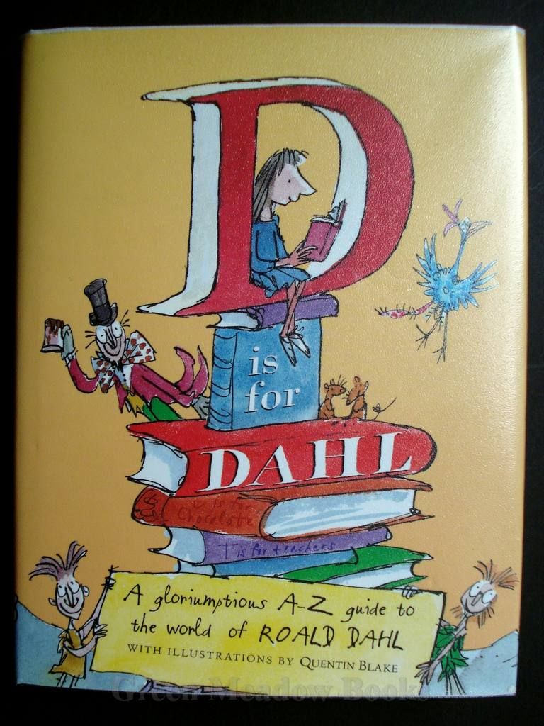 Image for D IS FOR DAHL