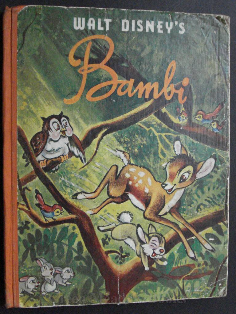 Image for WALT DISNEY'S BAMBI
