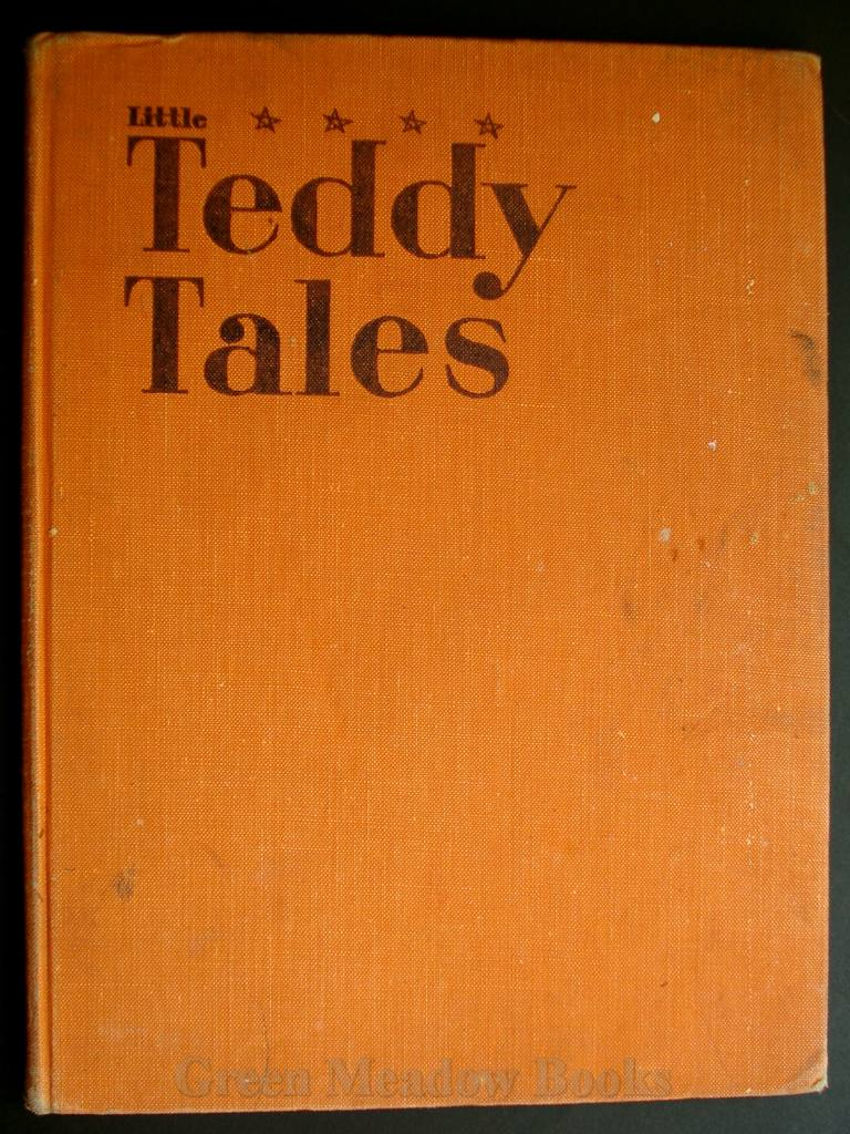 Image for LITTLE TEDDY TALES